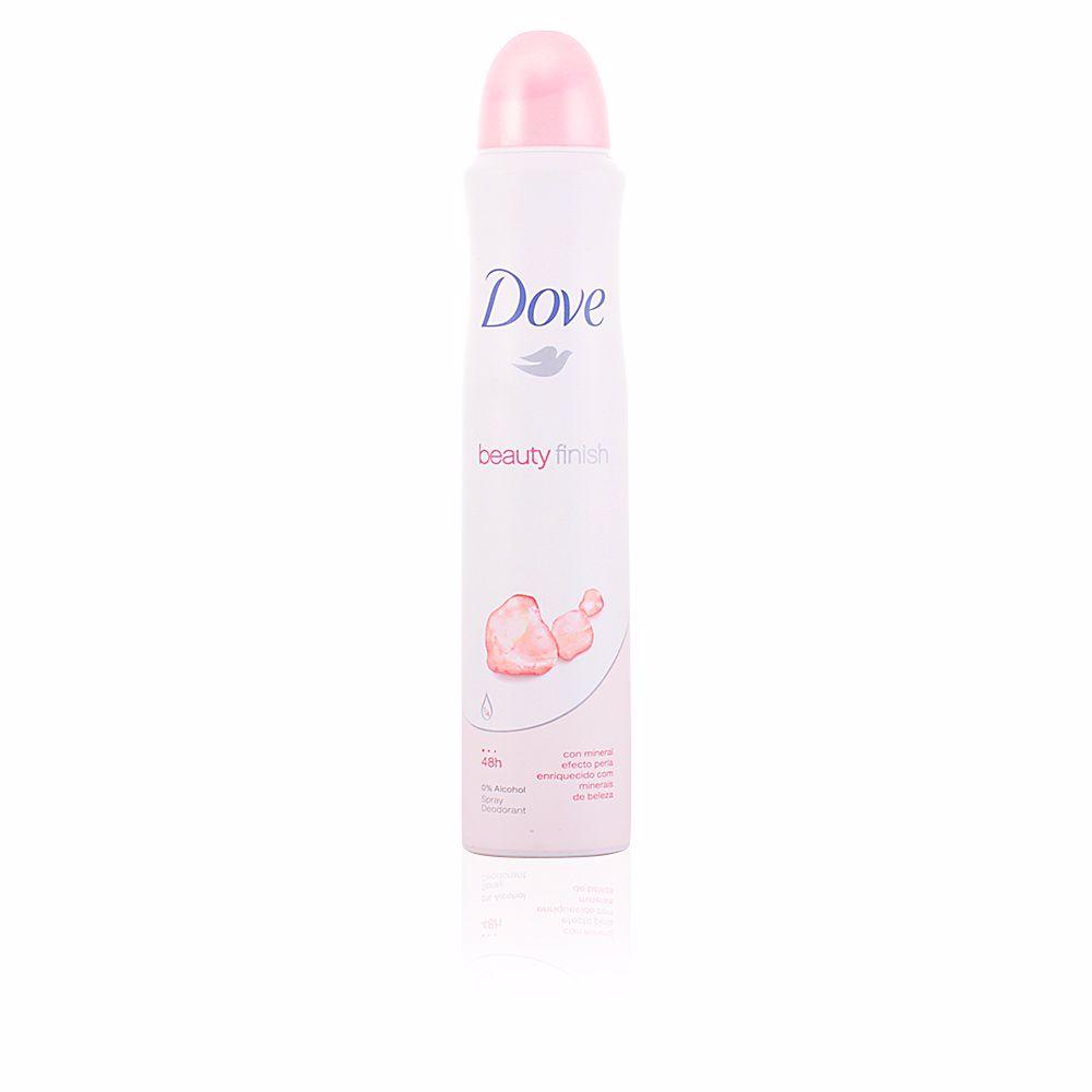 BEAUTY FINISH deodorant spray