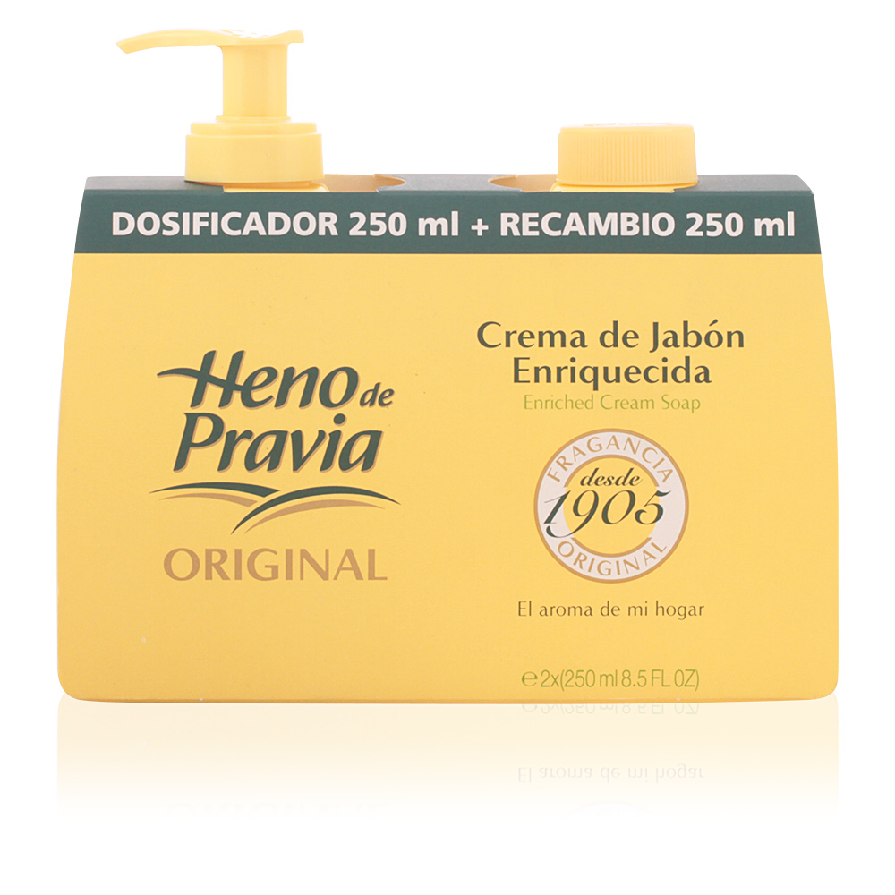 ORIGINAL crema de jabón enriquecida