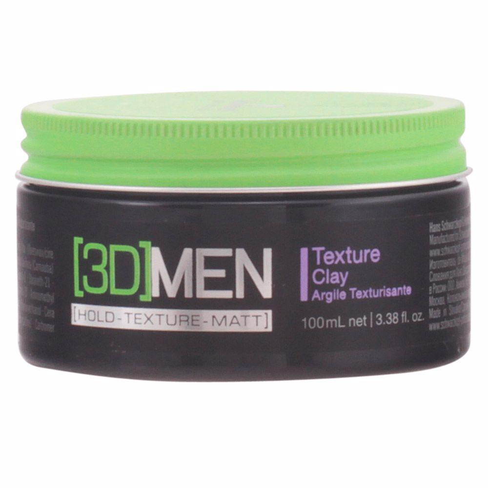 3D MEN texture clay