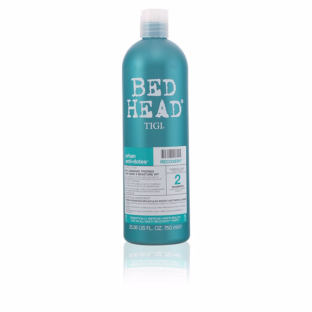 BED HEAD urban anti-dotes recovery shampoo