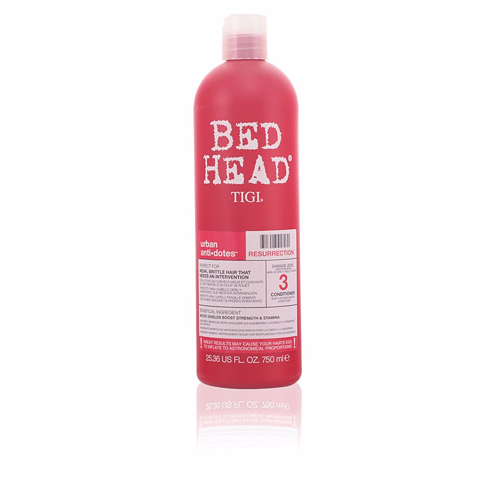 BED HEAD urban anti-dotes resurrection conditioner