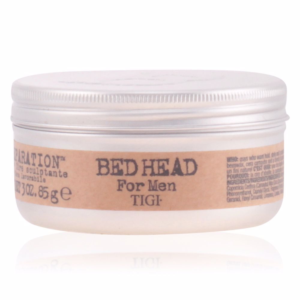 BED HEAD matte separation