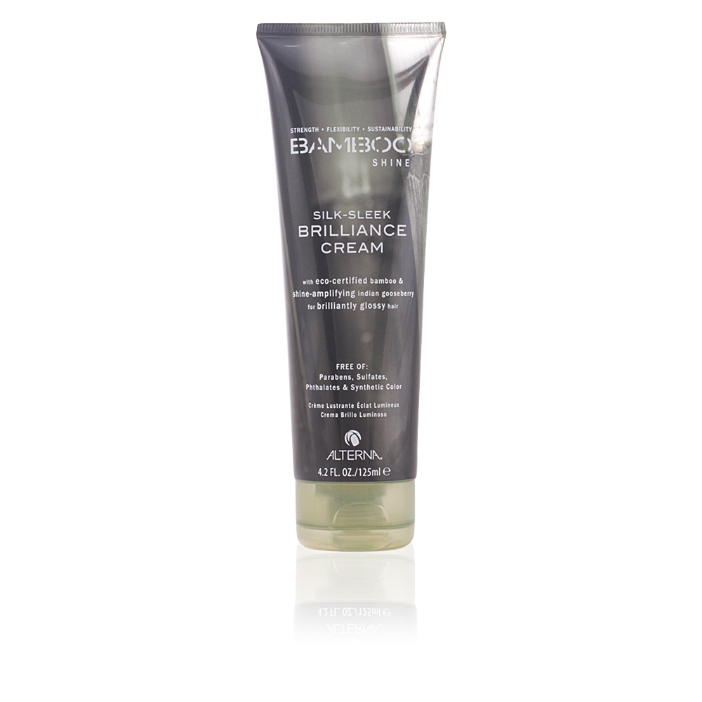 BAMBOO SHINE silk-sleek brilliance cream