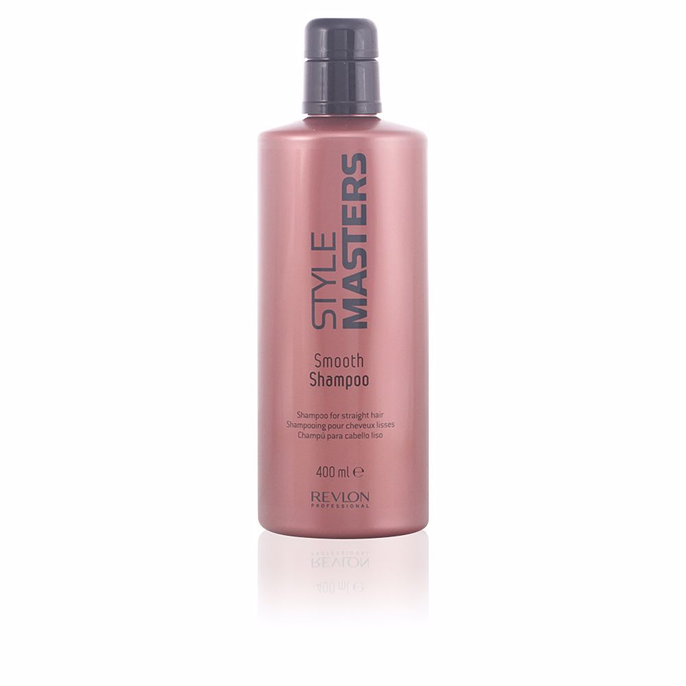 STYLE MASTERS smooth shampoo for straight hair