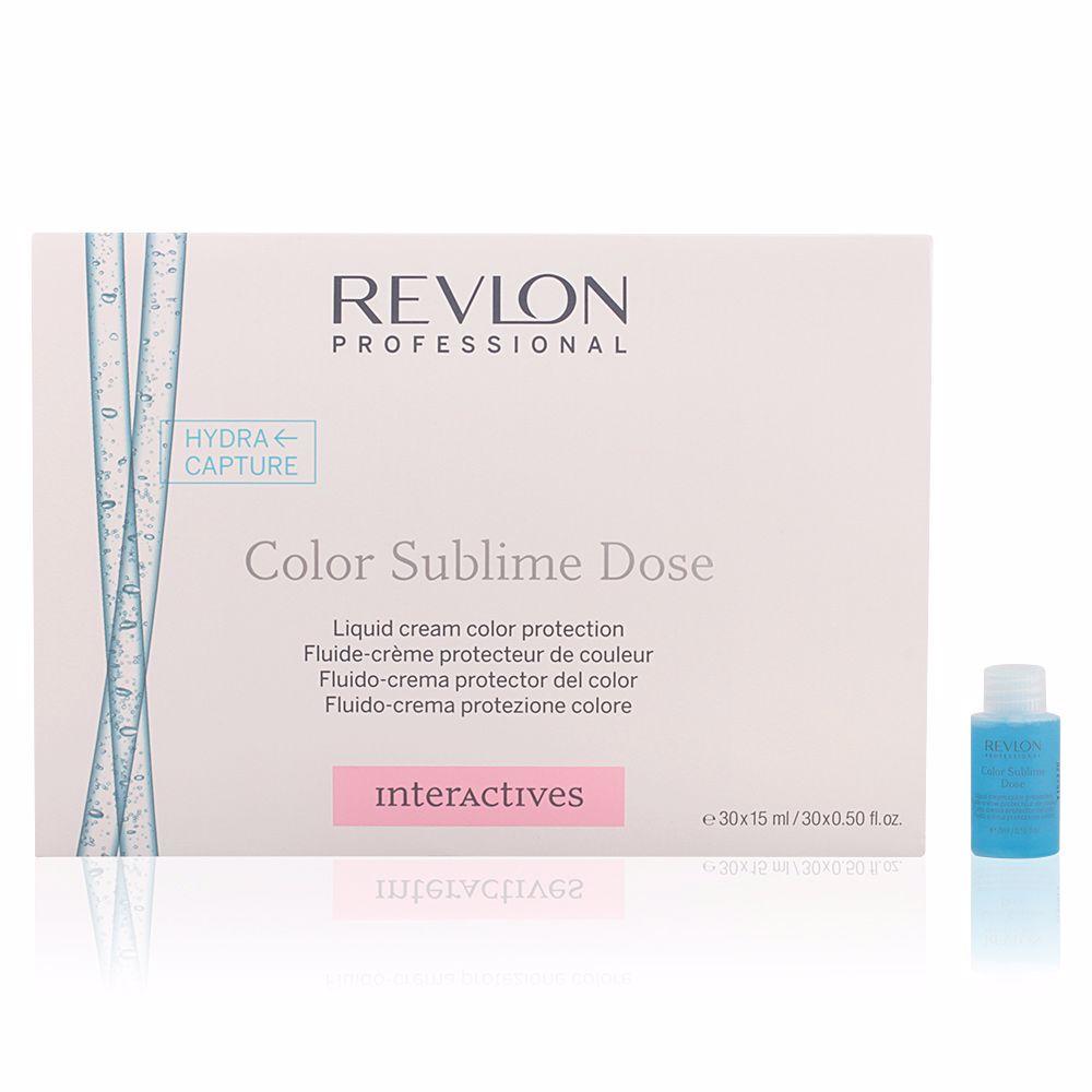 HYDRA CAPTURE liquid cream color protection