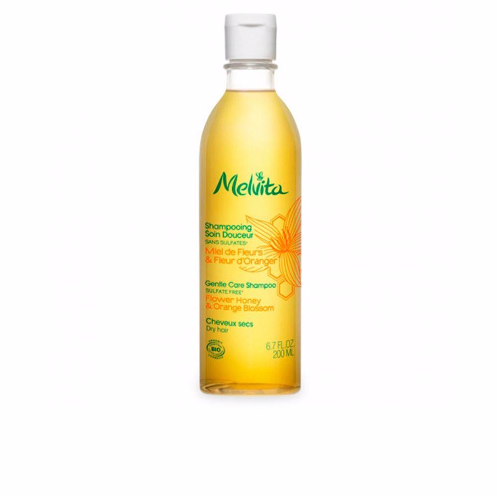 HUILES ESSENTIELLES shampooing soin douceur