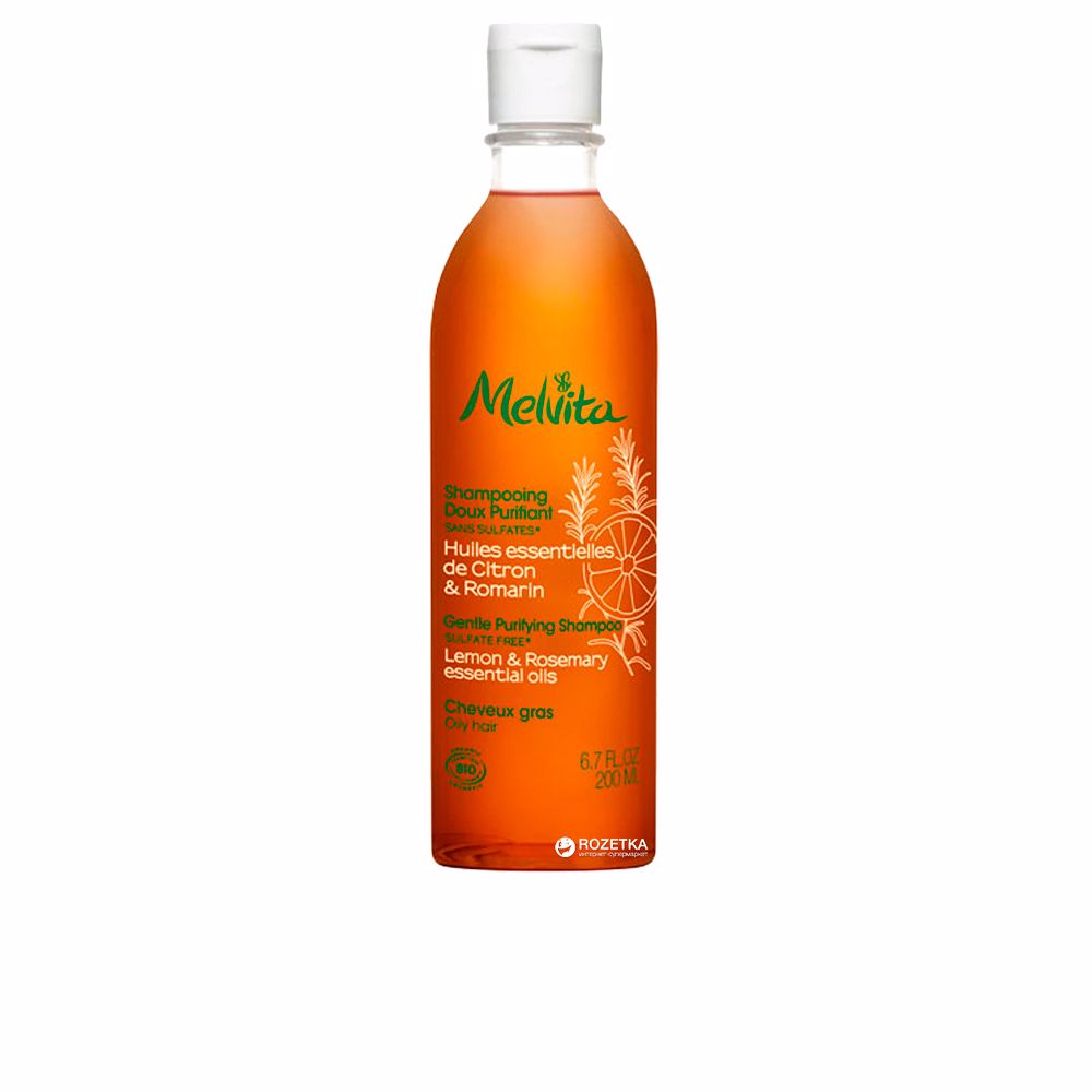 HUILES ESSENTIELLES shampooing doux purifiant