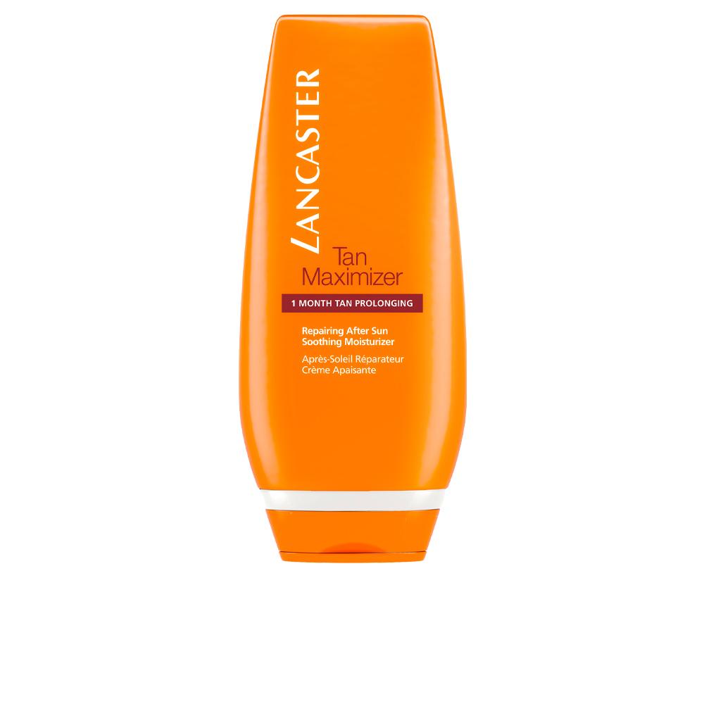 AFTER SUN tan maximizer soothing moisturizer