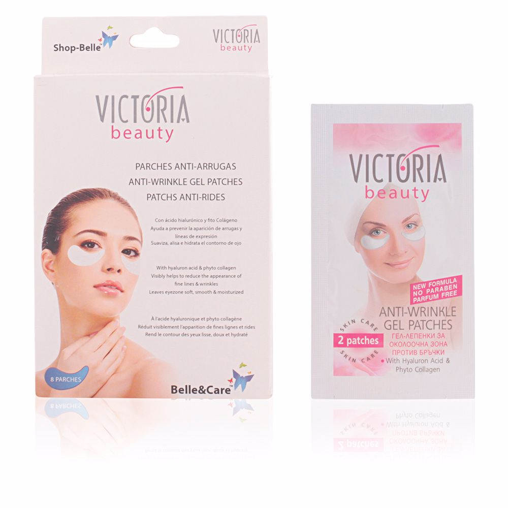 VICTORIA BEAUTY parches ojos
