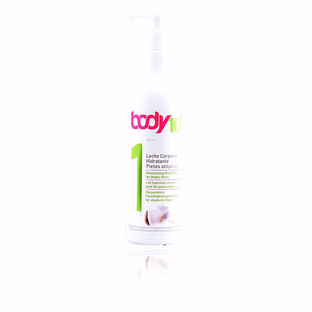 BODY 10 Nº1 moisturizing body milk