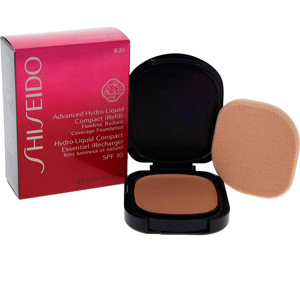 bb6113a79 Shiseido Compact base ADVANCED hydro-liquid compact refill products ...