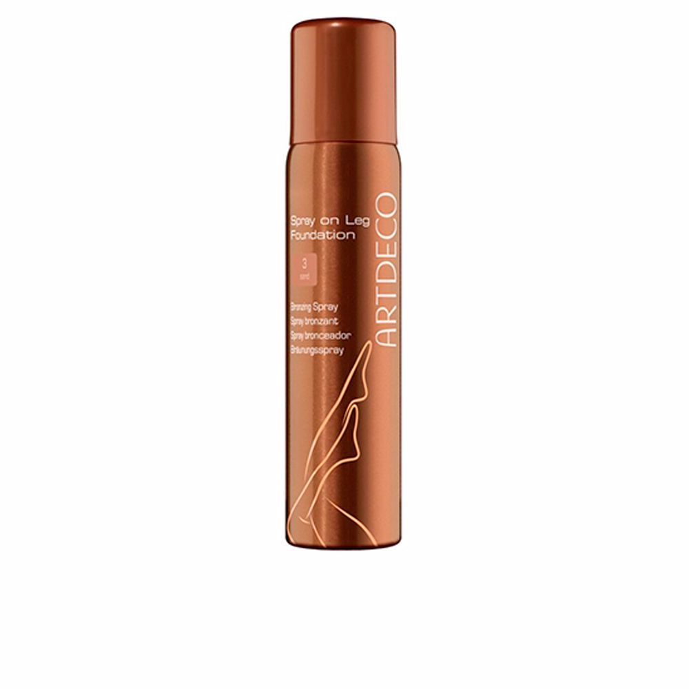 SPRAY ON LEG foundation