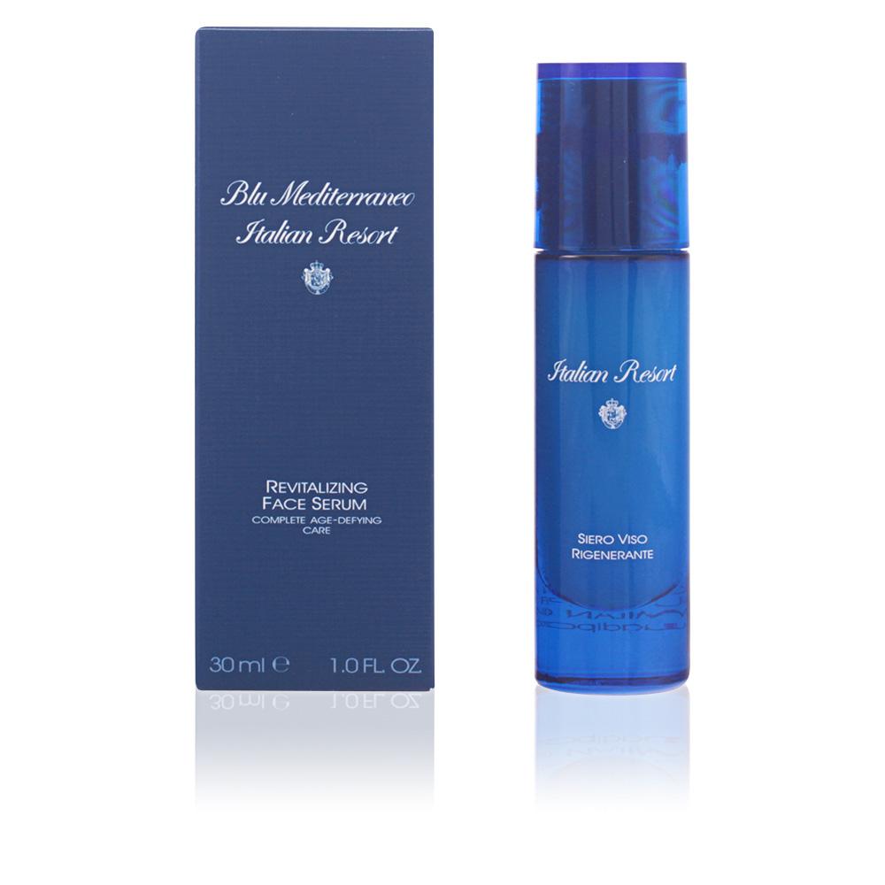 Acqua Di Parma - Blu Mediterraneo Italian Resort Revitalizing Face Cream -50ml/1.6oz AcneFree Body Clearing Acne Spray 5 oz (Pack of 3)