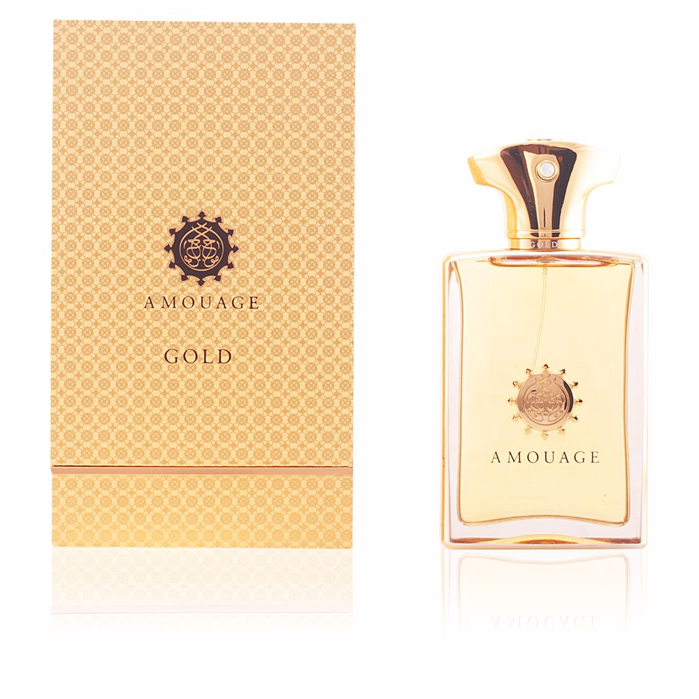 GOLD MAN eau de parfum spray