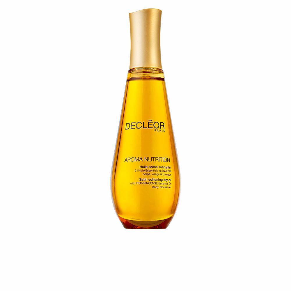 AROMA NUTRITION huile sèche satinante