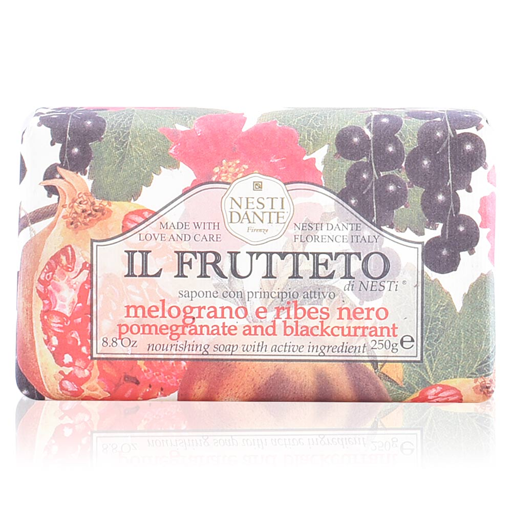 IL FRUTTETO #pomegranate & blackcurrant