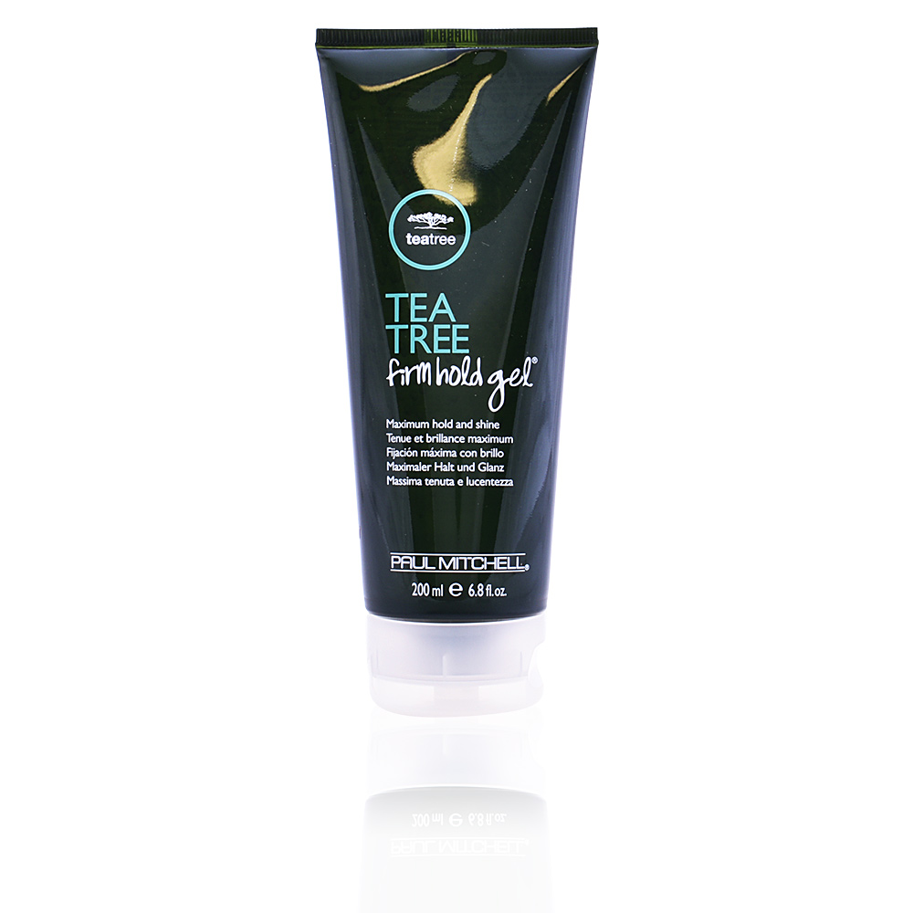 TEA TREE SPECIAL firm hold gel