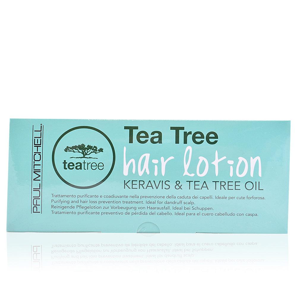 TEA TREE & KERAVIS hair lotion