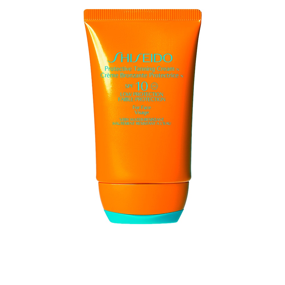 PROTECTIVE tanning cream SPF10