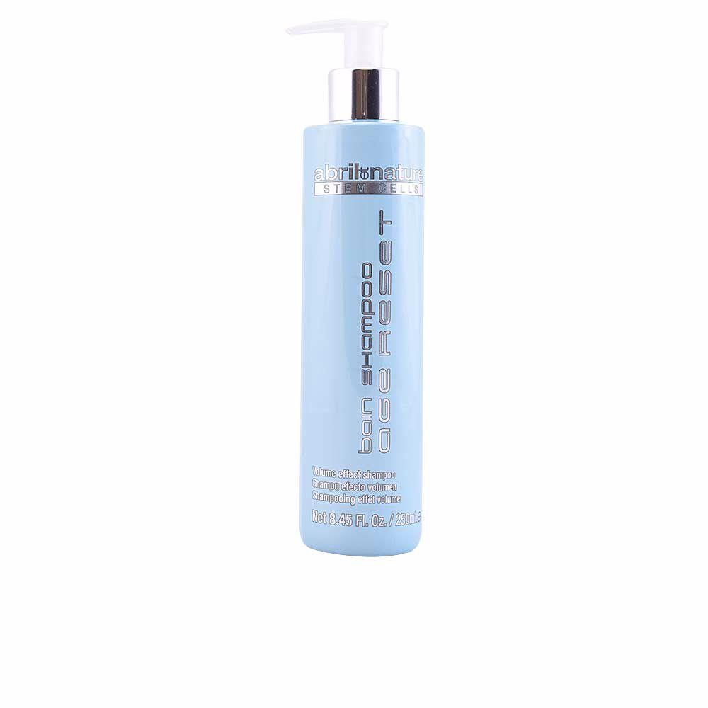 AGE RESET bain shampoo