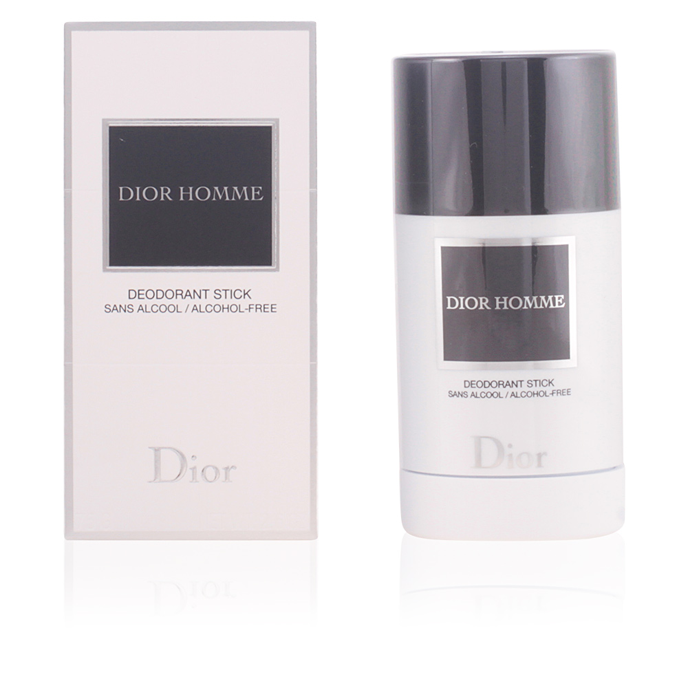 DIOR HOMME déodorant stick alcohol free