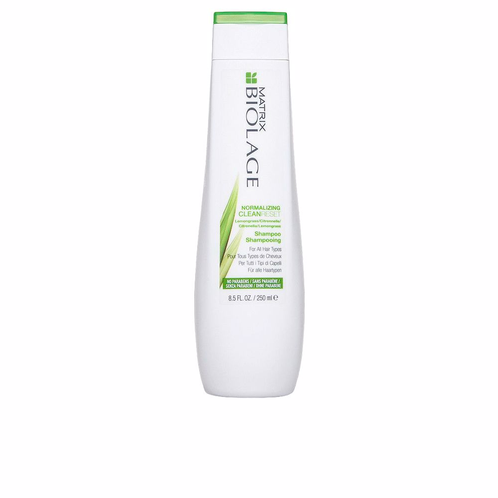 CLEANRESET normalizing shampoo