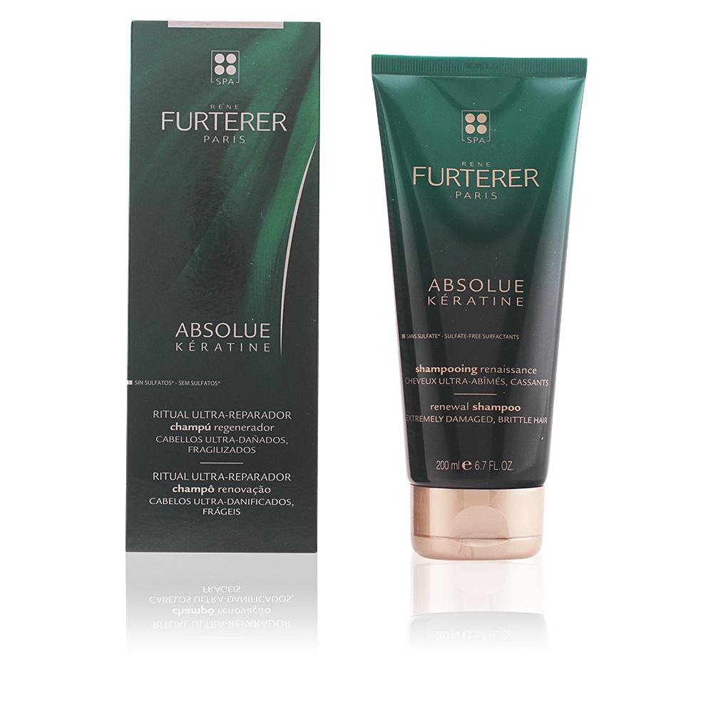 ABSOLUE KERATINE renewal shampoo sulfate-free
