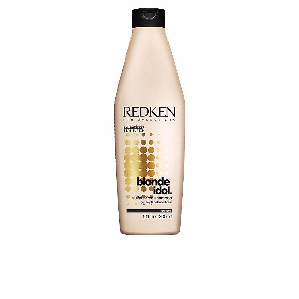 BLONDE IDOL shampoo