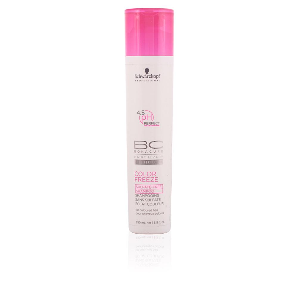 BC COLOR FREEZE sulfate-free shampoo