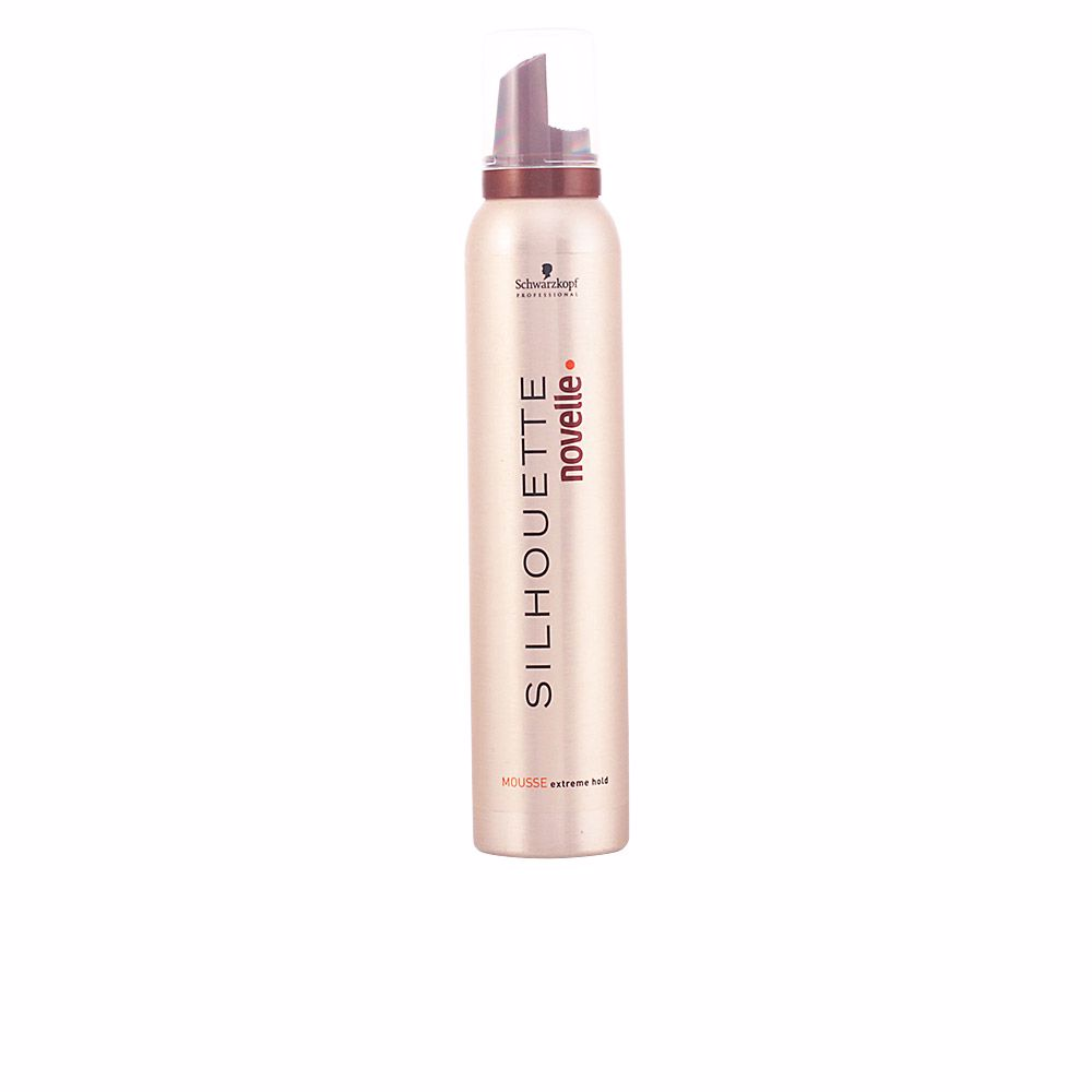 SILHOUETTE novelle mousse extreme hold