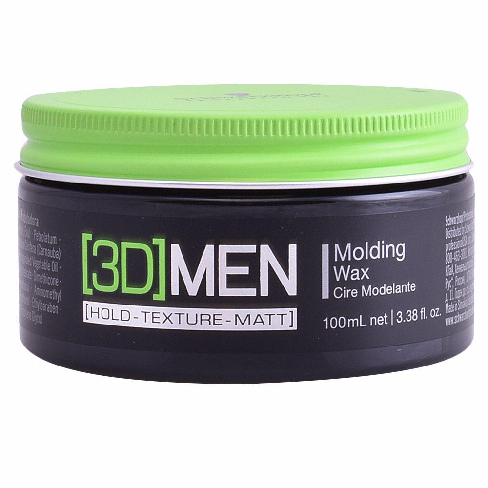 3D MEN molding wax
