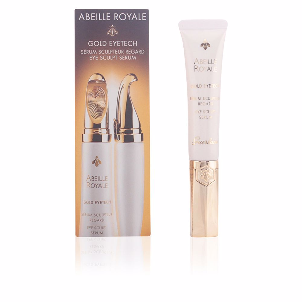 ABEILLE ROYALE gold eyetech sérum sculpteur regard