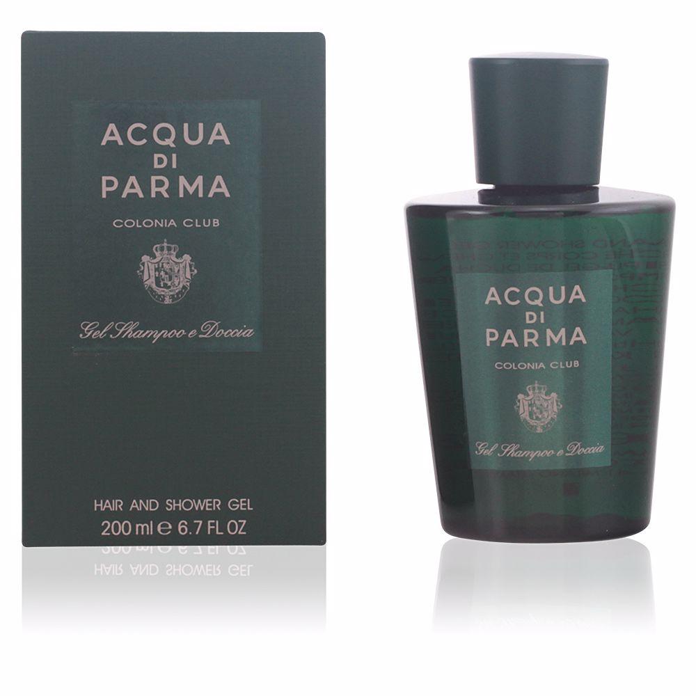COLONIA CLUB gel shampoo e doccia