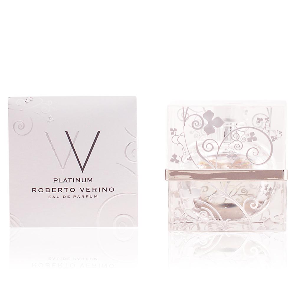 VV PLATINUM eau de parfum vaporizador