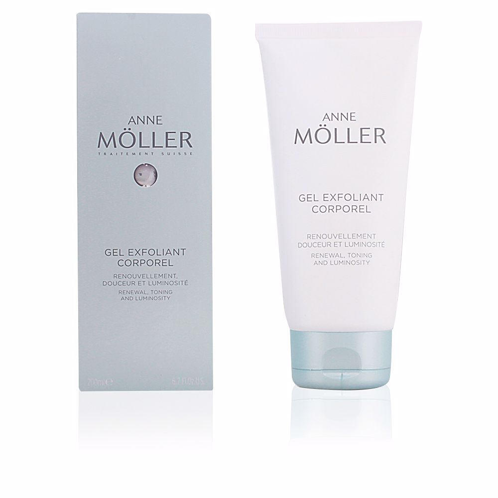 GEL EXFOLIANT corporel