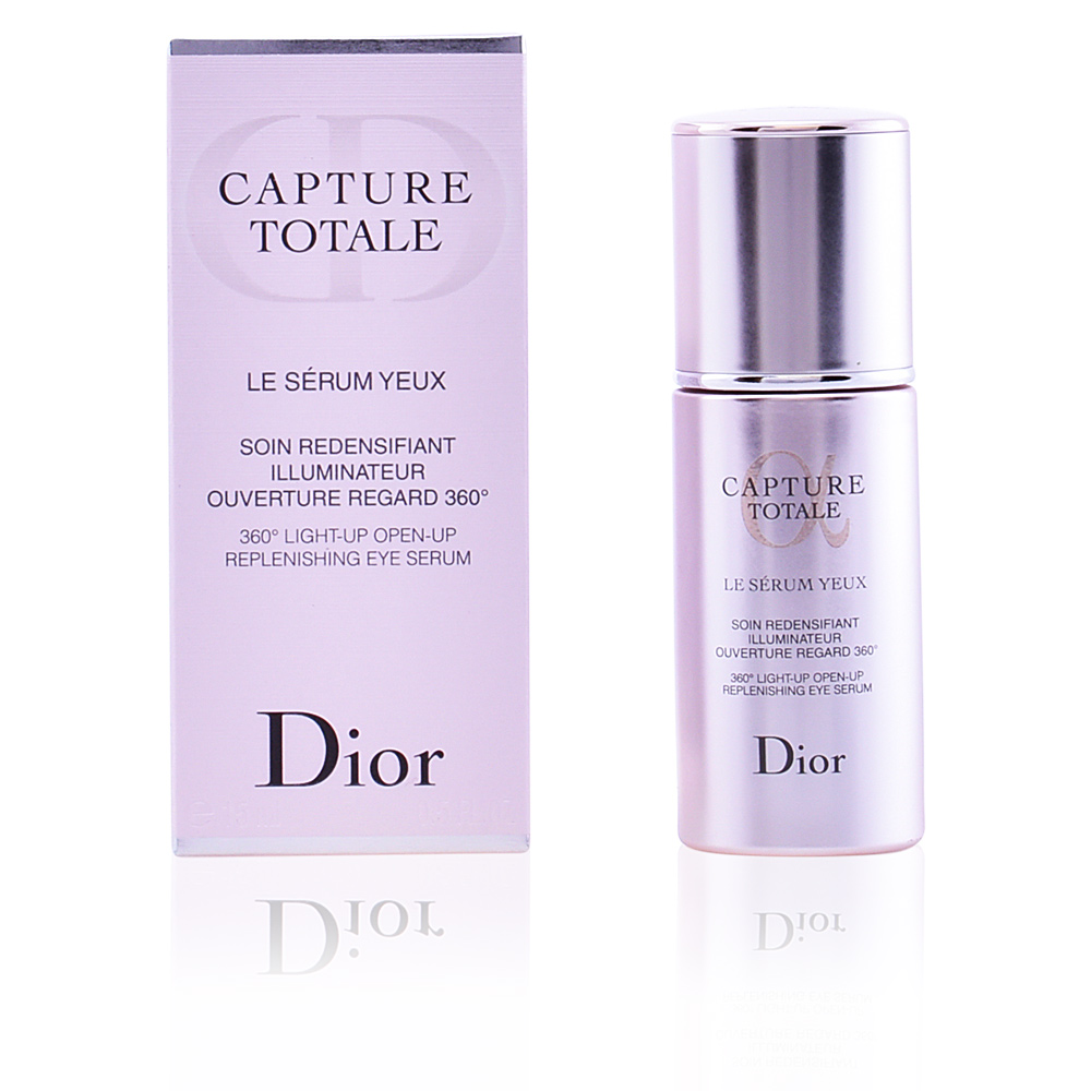 dior cosm tique visage capture totale le s rum yeux sur perfume 39 s club. Black Bedroom Furniture Sets. Home Design Ideas