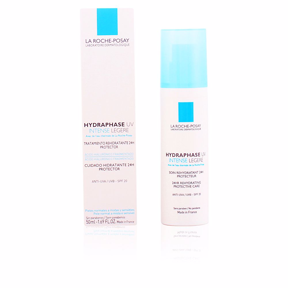 HYDRAPHASE UV intense soin réhydratant intensif 24h