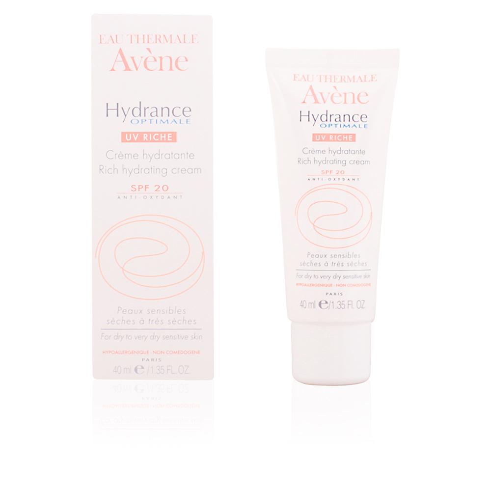 HYDRANCE OPTIMLE UV RICHE crème hydratante SPF20