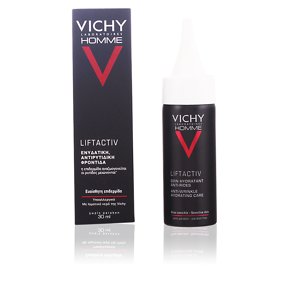 VICHY HOMME LIFTACTIV soin hydratant anti-rides