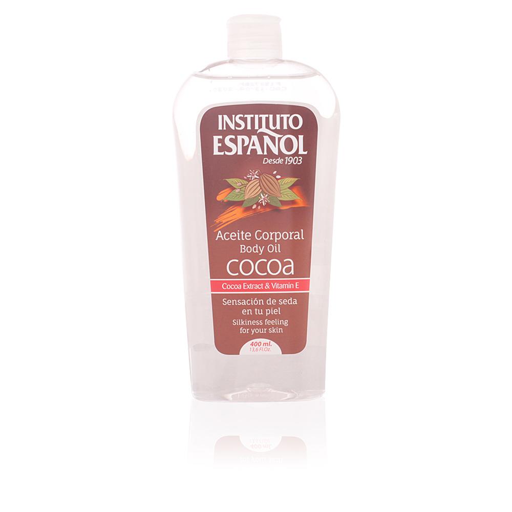 COCOA aceite corporal