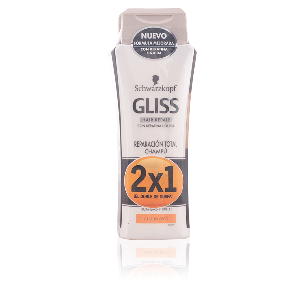 GLISS TOTAL REPAIR SHAMPOO lote