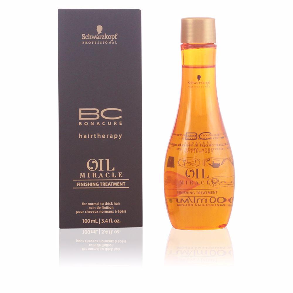 BC OIL MIRACLE finishing treatment