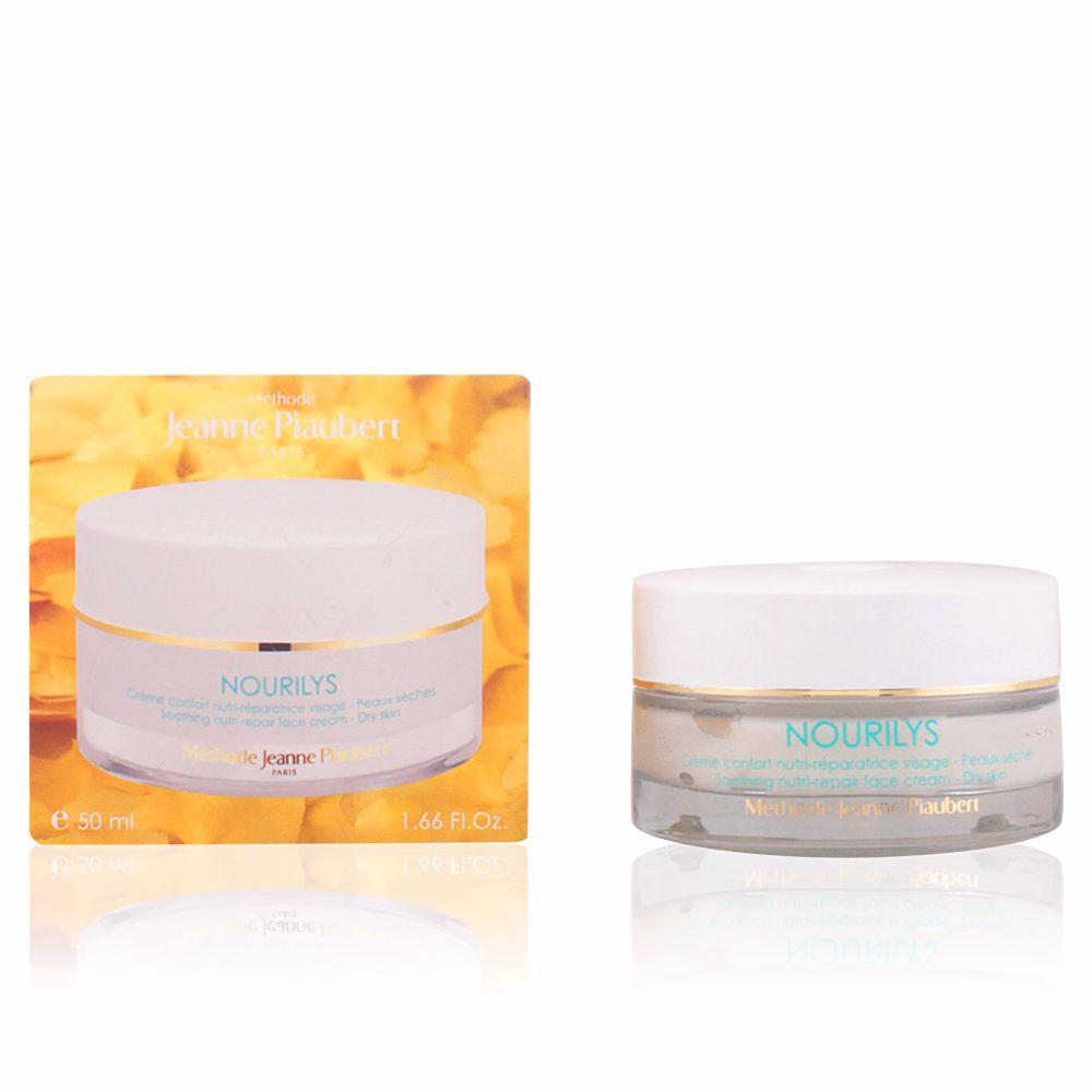 NOURILYS crème confort nutri-réparatrice visage
