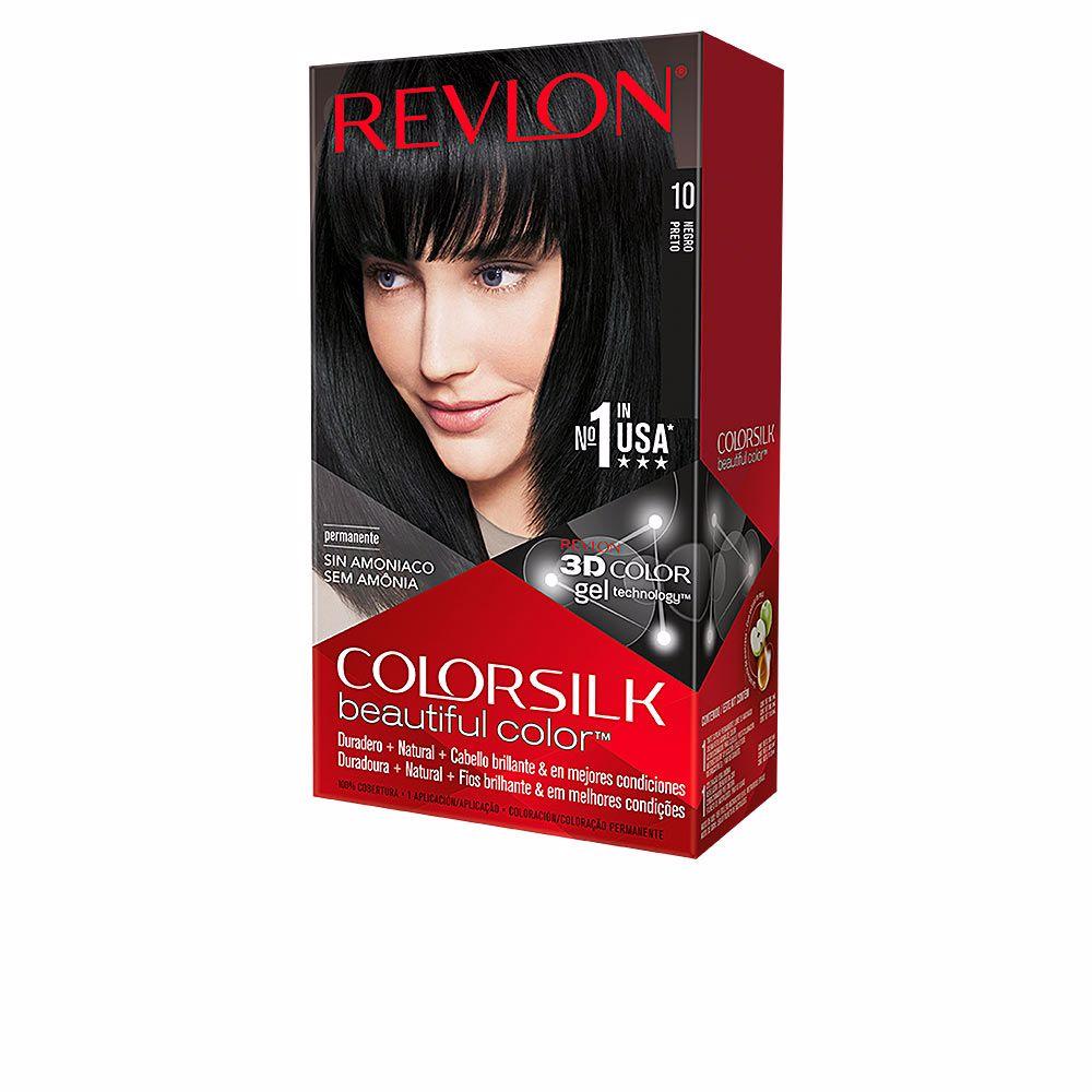 COLORSILK tinte #10-negro