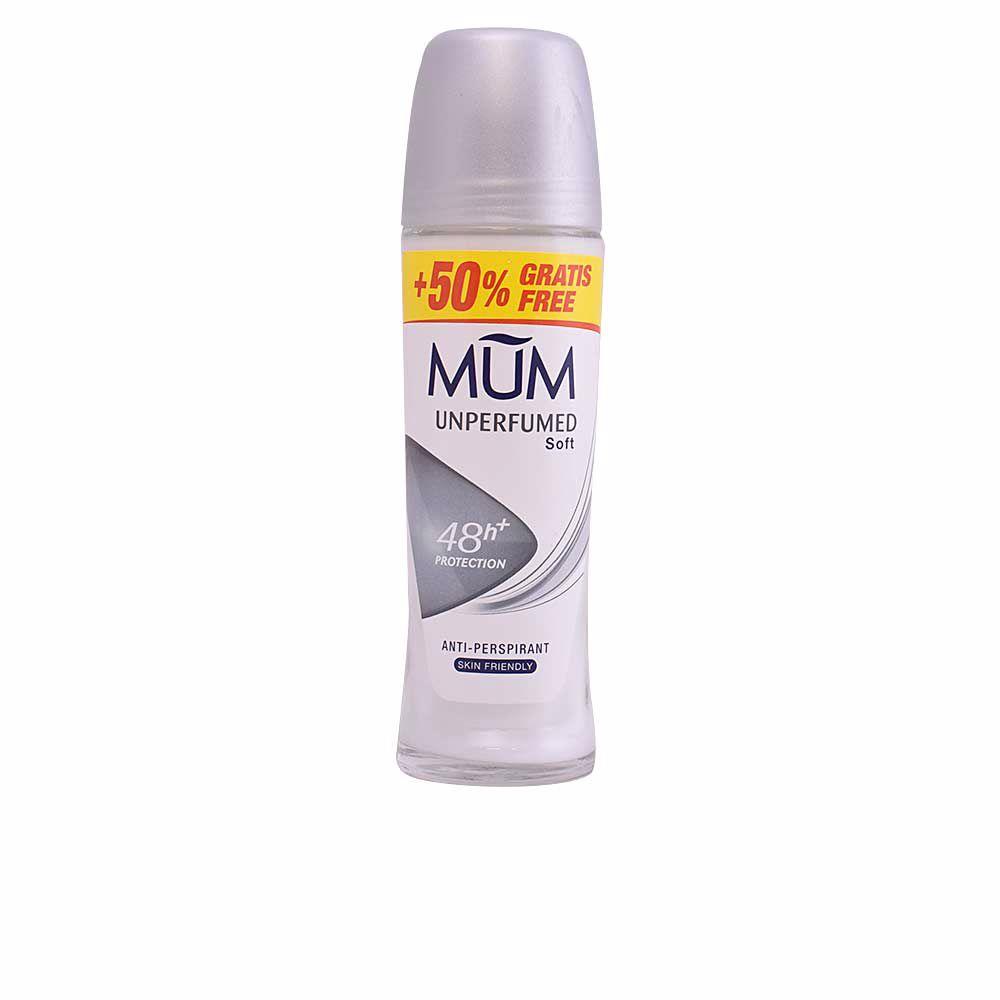 UNPERFUMED soft antiperspirant roll-on