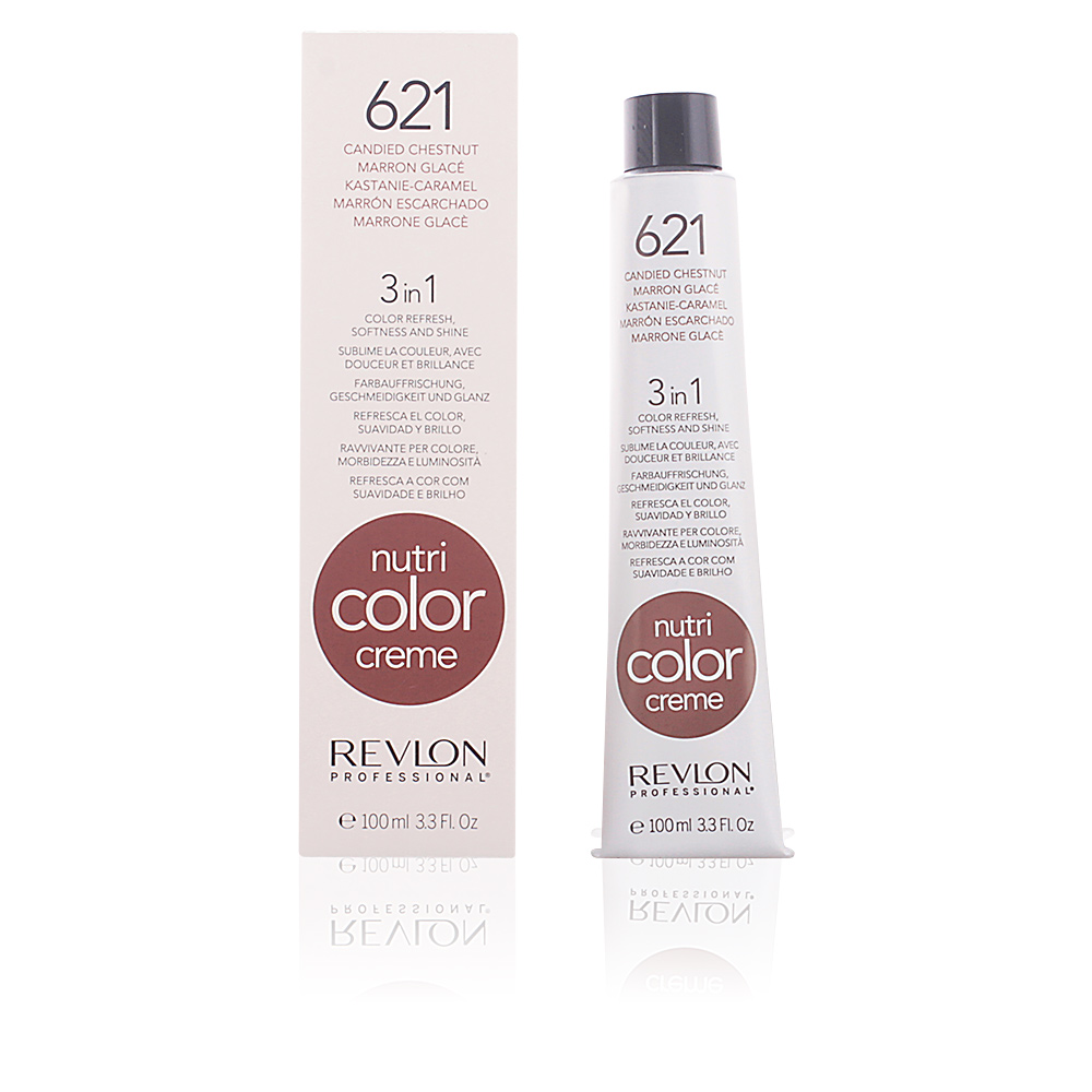 Revlon Haarfarbe Nutri Color Creme 621 Candied Chestnut Products