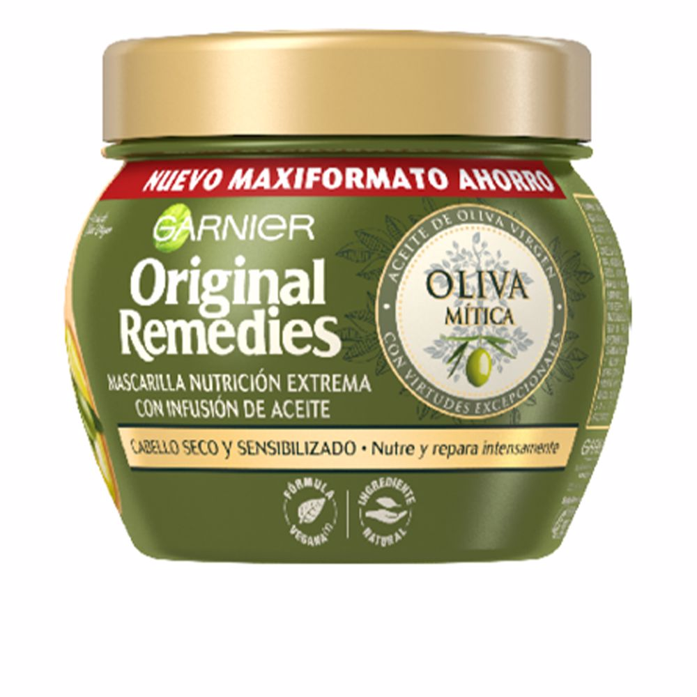ORIGINAL REMEDIES mascarilla oliva mítica