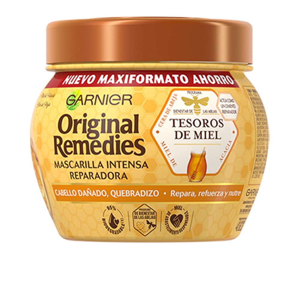ORIGINAL REMEDIES mascarilla tesoros de miel