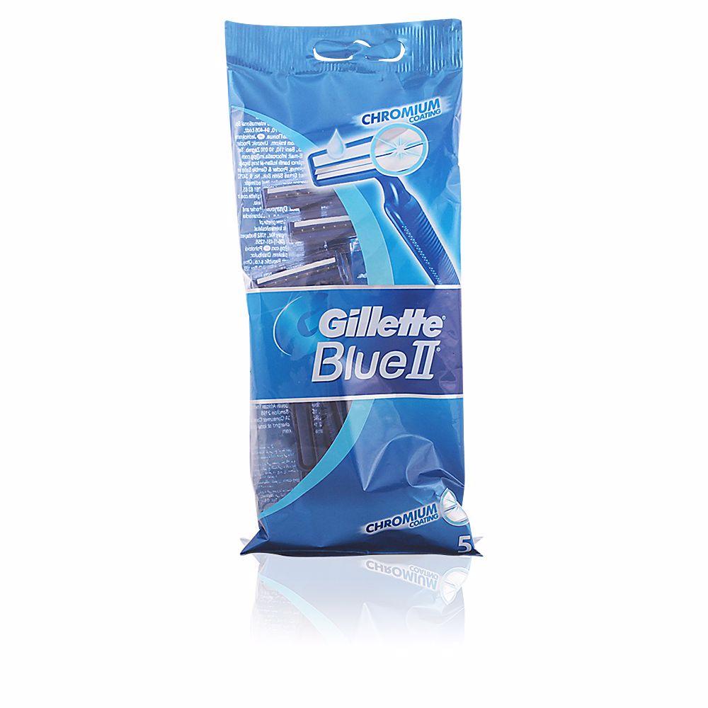 BLUE II cuchilla afeitar desechable