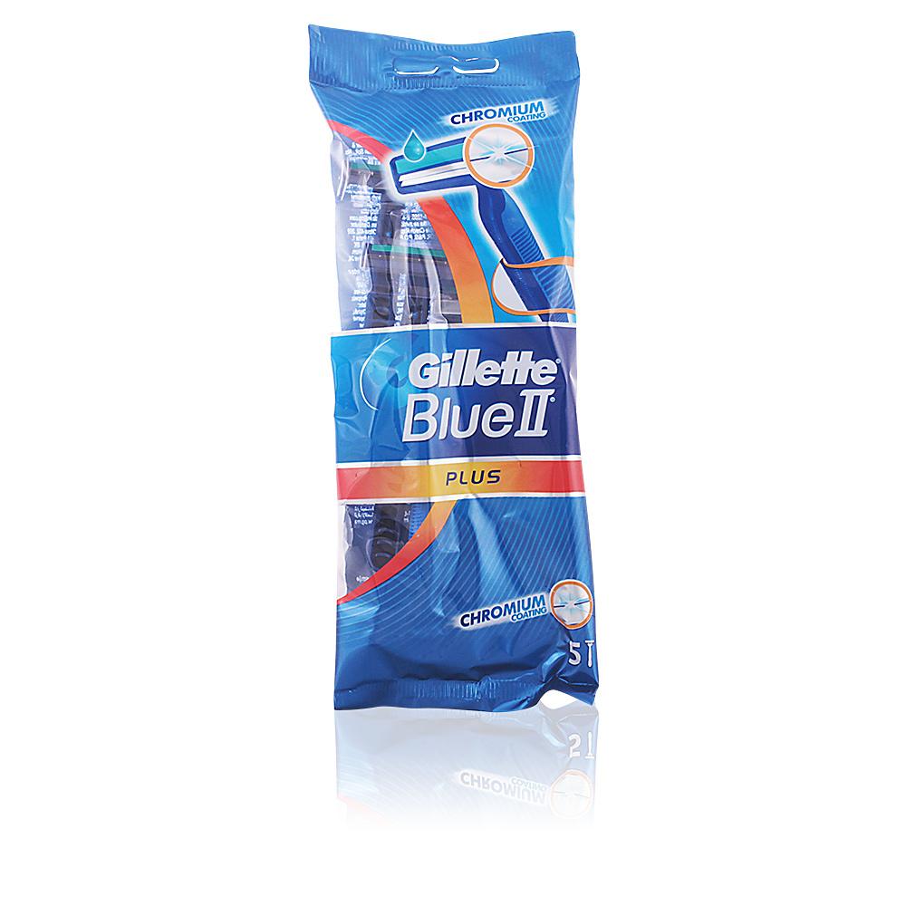 BLUE II PLUS cuchilla de afeitar desechable